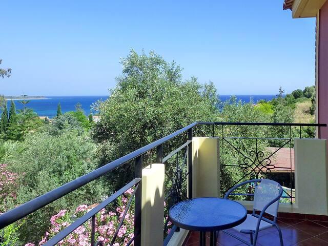 Villa Poseidon, Katelios, Kefalonia