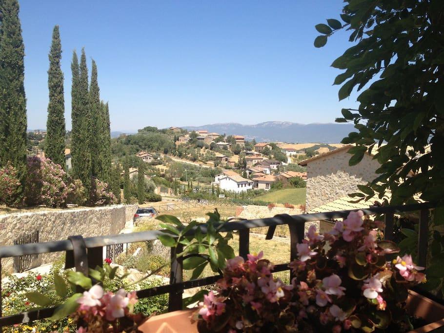 Villa sosta di sismano houses for rent in fraz for Egizi arredamenti avigliano umbro