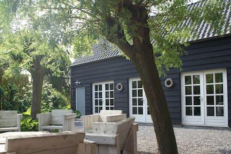 Landelijk gelegen vakantiewoning - Westdorpe - Casa de campo