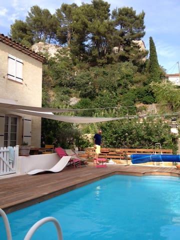 villa 3 chambres, piscine, Provence - Auriol - Вилла