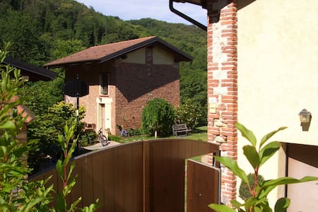 Piedmont - Break in the countryside - Peveragno