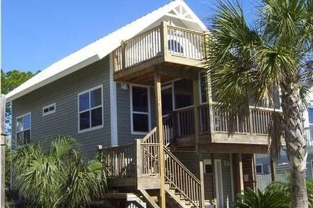 Steps to Gulf, Views, Kayak, SUP, WIFI, Surf Toys - Port St. Joe - Talo