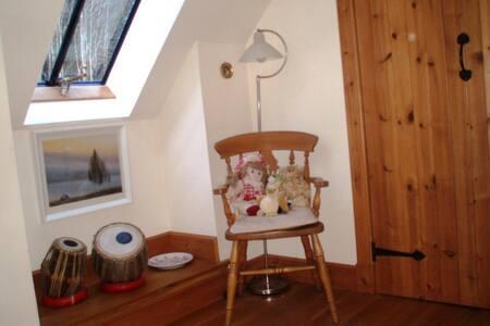 Cosy single room near Crieff/Comrie - Comrie - Bed & Breakfast