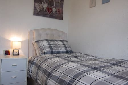 Bright Single Bedroom in Newcastle, UK! - Newcastle upon Tyne
