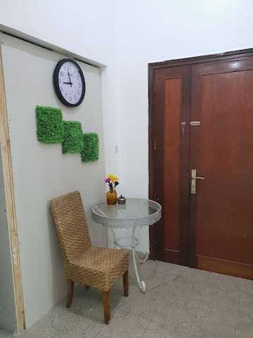 half room for 2 or solo backpackers