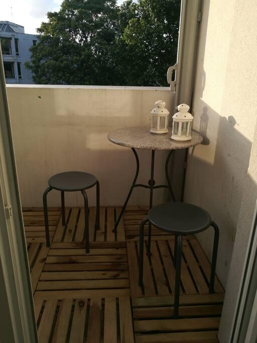 Balcon 13 m2²