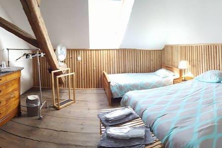 Chambre triple Deschamps - Sainte-Marie-aux-Mines