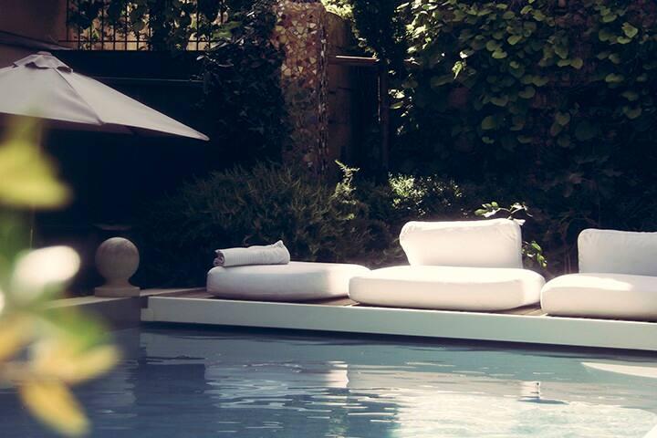 LES JARDINS DE BARACANE - Avignon - Bed & Breakfast