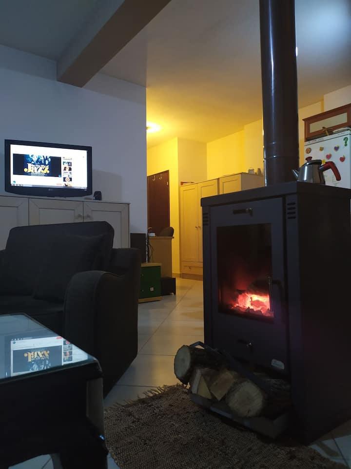 Eva's Cozy Home at Trikala
