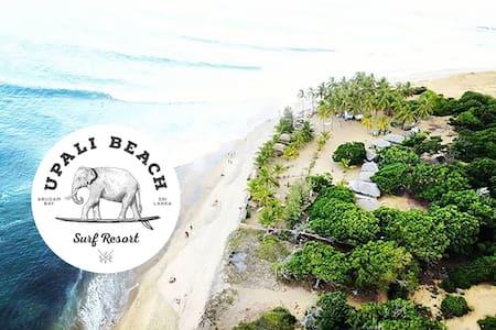 Glam jr Suite Cabana - Upali Beach Surf Resort