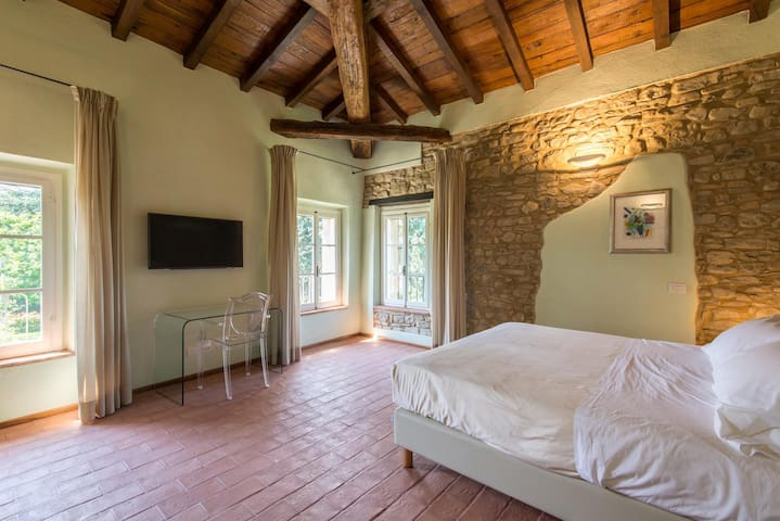 Borgo Cadonega Relais & Spa - Viano - Oda + Kahvaltı