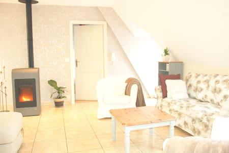 Charming Loft apartment - Strasbourg/Haguenau area