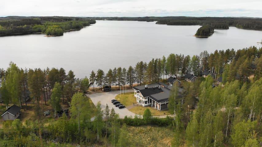 Holiday Village Kukkapaa. Cottage's