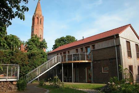 Dreigärten Brodowin - Linde - Chorin - Appartamento