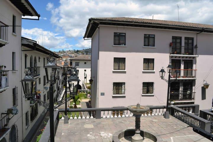 Alojamiento en San Marcos, Centro Histórico.