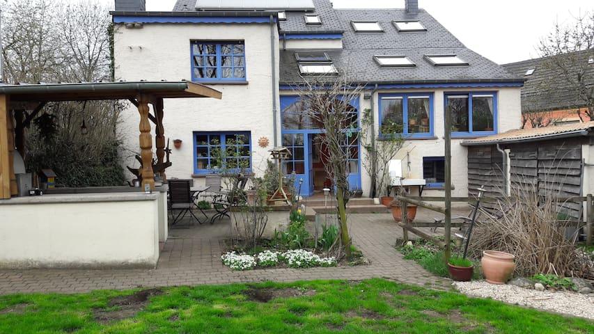 Charmante Maison unifam. + jardin 35€/personne - Kehlen - Haus