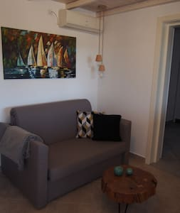 Holiday Apartment in Samos  50m From The Beach