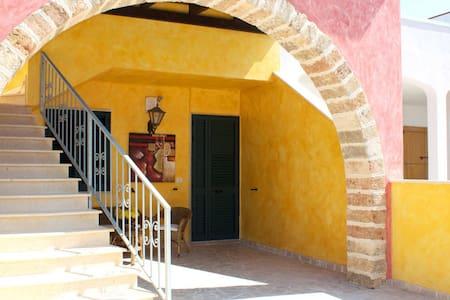 Casa in Salento a 100 mt dal mare - Lido Marini