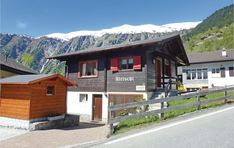 Holiday apartment with 2 bedrooms on 50m² in Blatten bei Naters