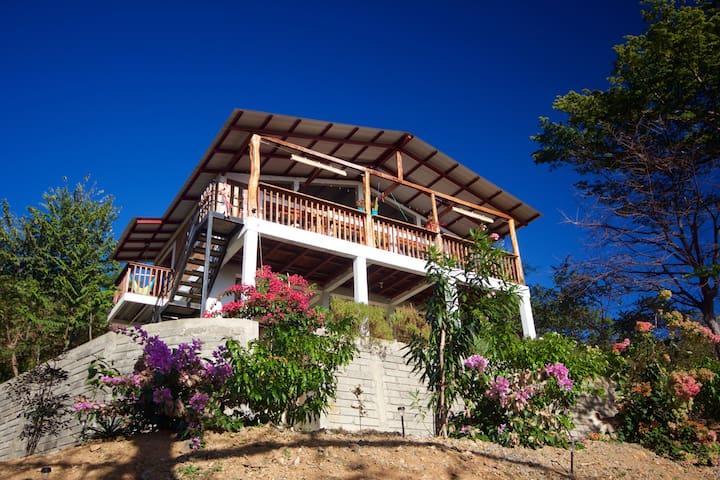 Casa Alta, Playa Yankee, Nicaragua - Rivas Department - Hus
