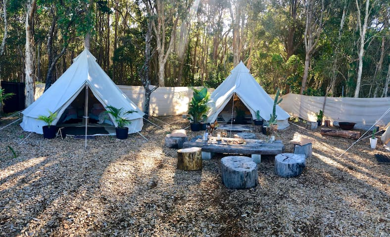 The Village Glamping, Byron Bay (Elle)