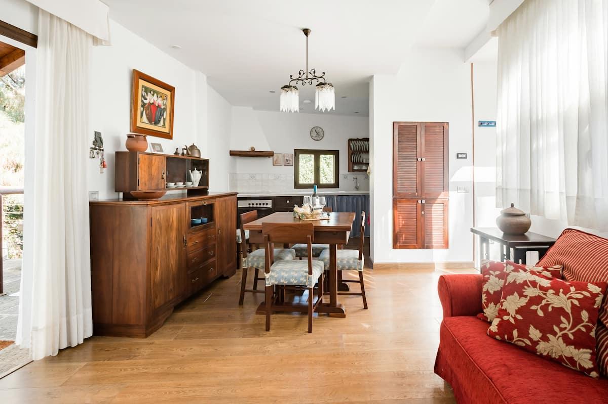 Luxurious Canary Cottage Inside Parque Rural de Doramas