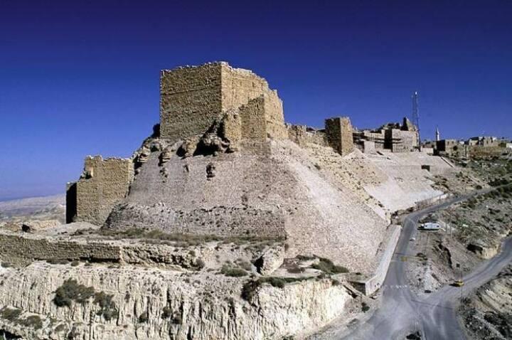 wellcome to karak castle
