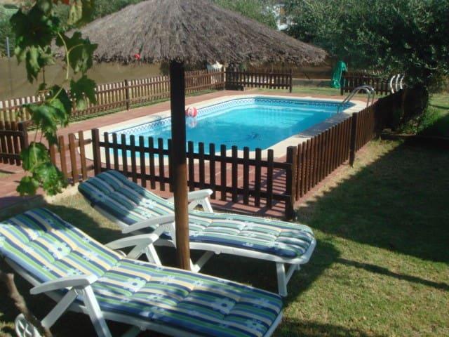 Villa Andrea, acogedora casa rural - Cortes de la Frontera - Villa