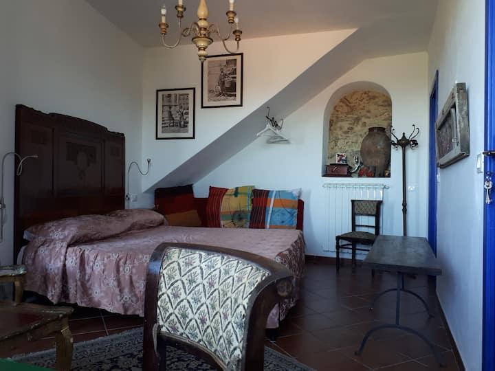 La casa del Basilisco stanza dello Scirocco