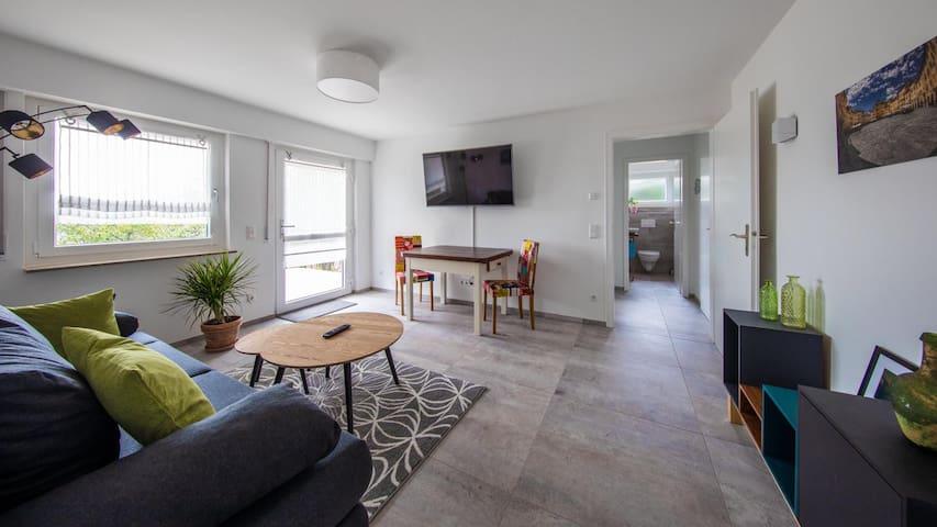 Wohnung, modern-neu-familienfreundlich