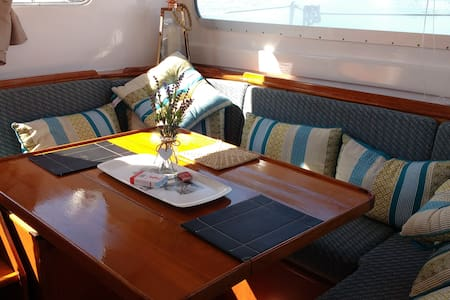 plenty room,light,cosy,relaxing. - East Cowes