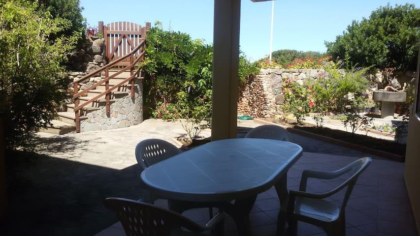 Casa al mare con giardino - Santa Caterina - Wohnung