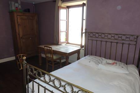 Dans une maison chaleureuse - Montmelas-Saint-Sorlin - Haus