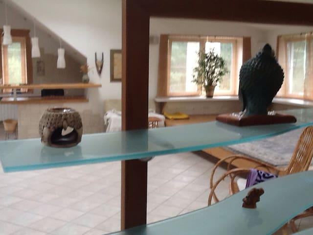 Yoga Home. Йога Хаус 2-а этажа - МО - Talo