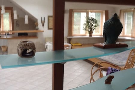 Yoga Home. Йога Хаус 2-а этажа - МО - Dům