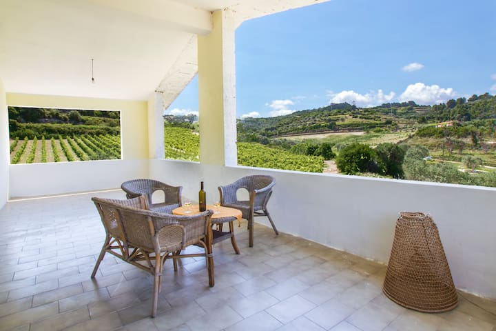 Getaway in vineyards-3km from sea - Magomadas - Talo