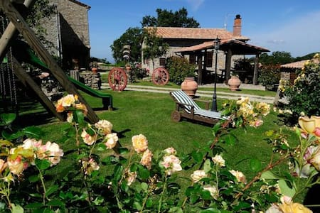 Agriturismo i Monti - Bed & Breakfast