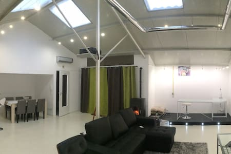 Loft Italy close Monaco - Camporosso