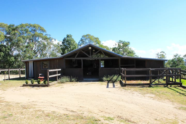 The Barn (Megalong Valley)