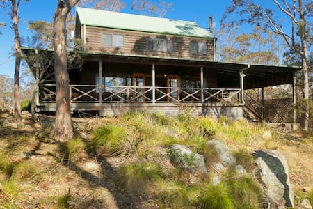 Kangaloo Mountaintop Lodge - Vacy