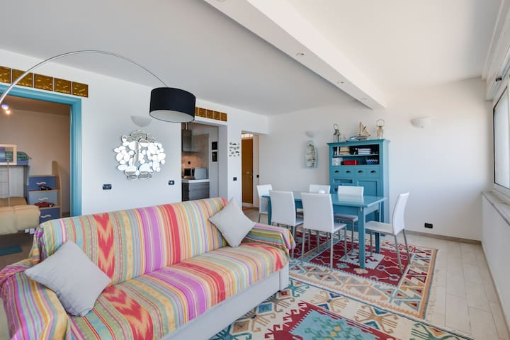 beatiful sea view - Anzio - Lägenhet