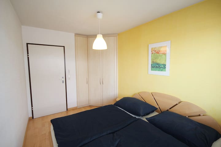 Double room - bright central - Innsbruck - Bed & Breakfast