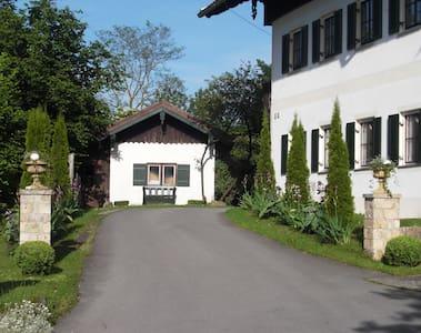 Zimmer Seehamersee südlich München - Weyarn - Rumah