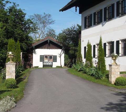 Zimmer Seehamersee südlich München
