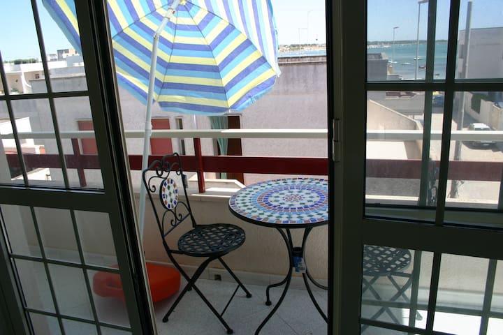 Porto Cesareo. 100ft from sea - Porto Cesareo - Apartmen