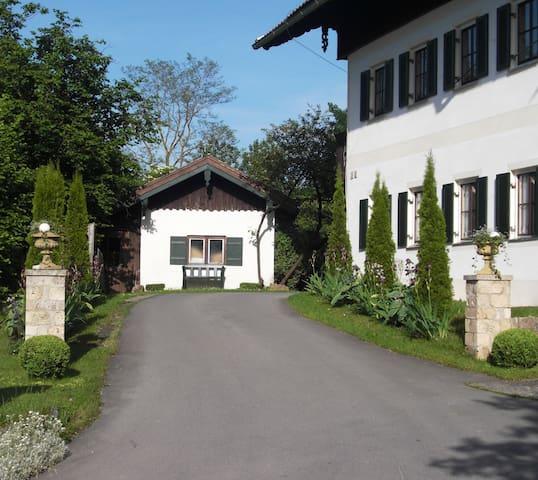 Zimmer Seehamersee südlich München - Weyarn - Huis