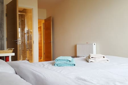 Dream room: bright, cosy and modern (pvt bathroom) - Dublin - Lakás