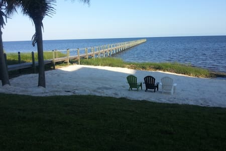 By The Sea - Carrabelle - Apartament