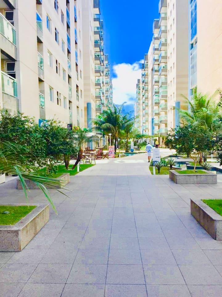 Apartamento por temporada