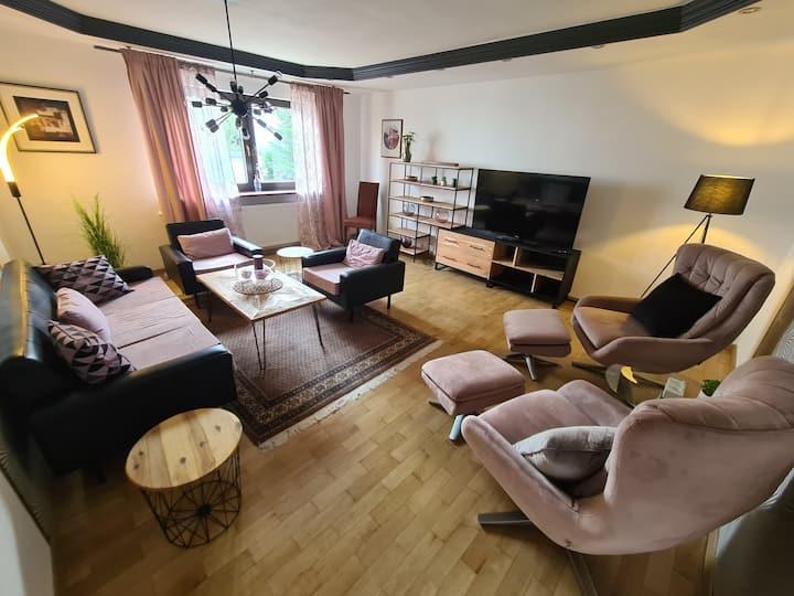 Charmantes Wohnen in Lichtenfels Schney Zimmer 2
